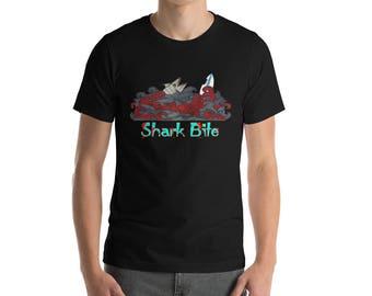 Shark Bite - T-Shirt  - Shark Bite Surf Boards