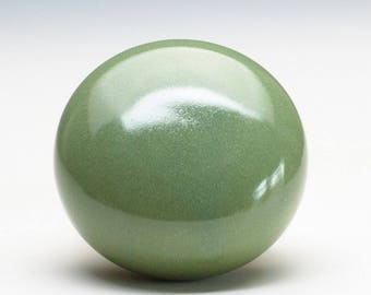 Soft Green Wall Art and Paperweight