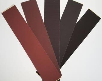 Sample Match Striker Strips