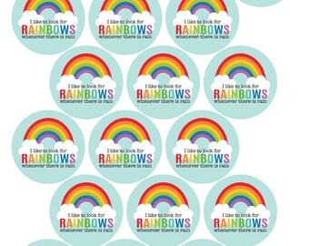 "My Baptism: Stickers 2"" (qty 1)"