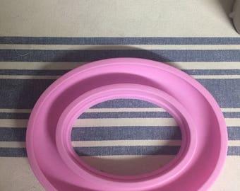 Pink Bobbin Holder -