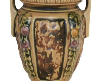 Roseville Pottery Florentine I Vase 253-6