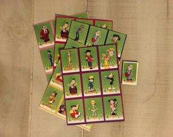 Fiesta Chavo del Ocho Chapulin Chavo del Ocho Plato Bingo Game Loteria Party Favor