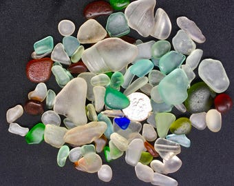 Sea Glass or Beach Glass of Hawaii 100! SALE! JEWELRY quality Bulk Sea Glass! Bulk Sea Glass! Sea Glass Bulk! Mosaic Tiles!