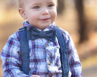 Boys Suspenders PDF Sewing Pattern, including sizes 3 months-10 years, Easy Suspender Sewing Tutorial - DIY Pattern, Adjustable Suspenders