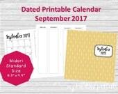 Printable Planner Insert,...