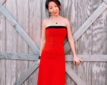Organic Clothing - Garden Dress