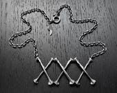 Black Plague Necklace