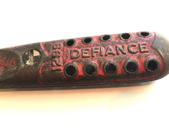 Antique Tool - Cool Old Box Cutter