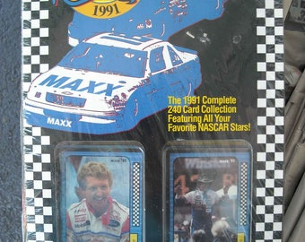 1991 Maxx Race Cards Boxed Set