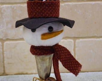 Salty The Snowman