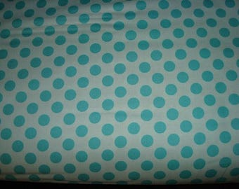 Sea Ta dots fabric by Michael Miller 1 yard and 17 inches