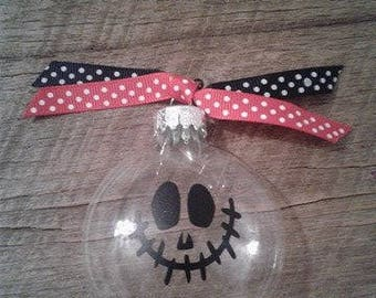 Christmas Ornament Jack Skellington A Nightmare Before Christmas