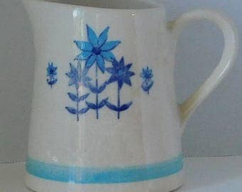 Hand Painted small Pitcher made in Japan