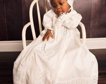 Made to Order Christening Gown