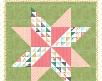"QUILTING FUN (Quilt Pattern) - ""Sugar Cookie"" - Design by Lella Boutique"
