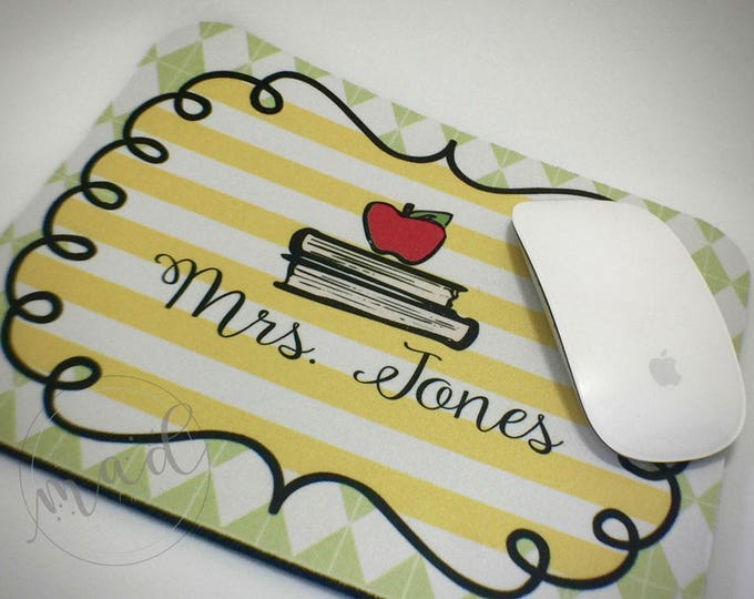 School Days Mousepad