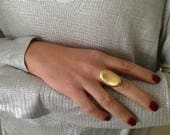 Gold Rings for Women, Gol...