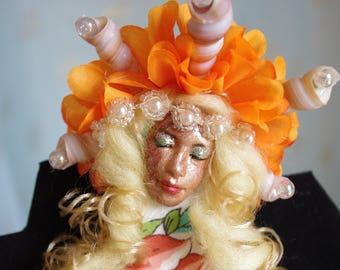 Coral Reef Trinket Mermaid