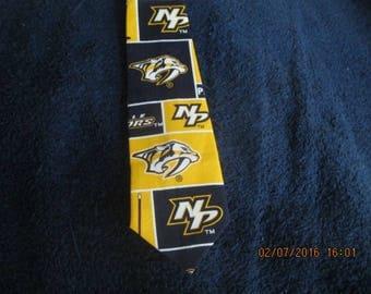 Nashville Predators Adult Necktie