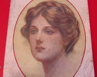 Magazine, Antique, Vintage, Fashions, Ads and Lots More: 1907, The Ladies Home Journal