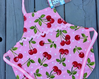 "Doll Apron for American Girl / 18"" Doll/ SALE"