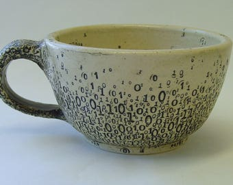 Binary Mug v3.0