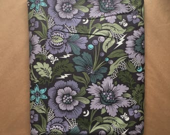 Fat Quarter of Spider Blossom- Nightshade by Tula Pink
