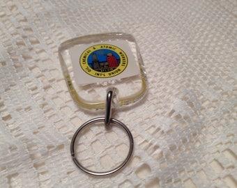 OCAWKW Acrylic Key Chain and Bottle Opener