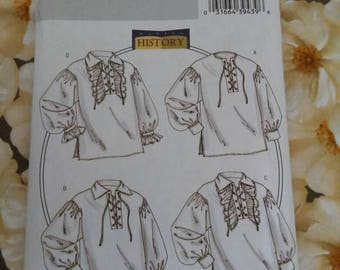 Sewing Pattern Butterick 4486  Adult one size