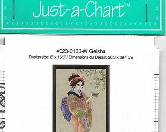 Geisha Janlynn's Just-A-Chart