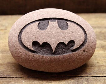 Engraved Rock, Batman