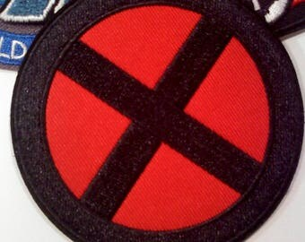 XMEN Log Iron On Patch