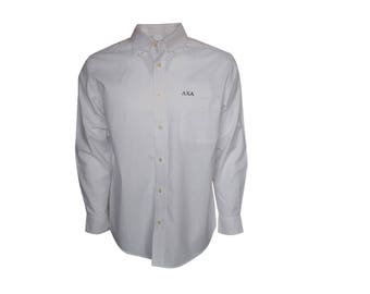 Lambda Chi Alpha Button Down Dress Shirt