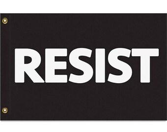 RESIST Flag, 3x2 or 5x3
