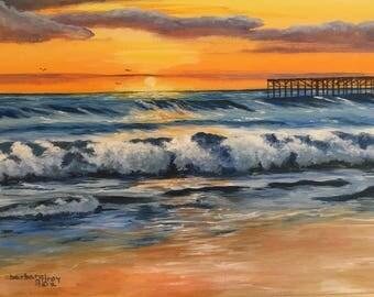Oceanside Evening