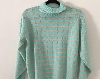Vintage 90's Turtleneck Sweater