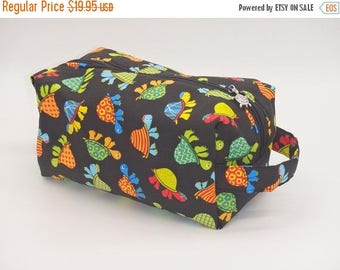 Christmasinjuly CIJ Sale Turtles Travel Bag, Turtle Dopp Kit, Tortoise Pouch, Ditty Bag, Toiletry Kit, Shave Kit, Turtle Gifts, Zip Pouch, R