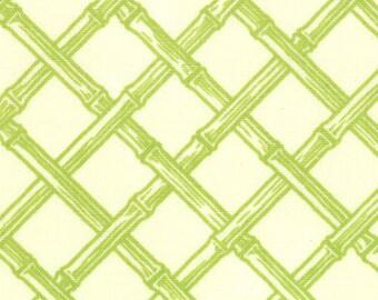 11458-11 Malabar Green, Trade Winds by Lily Ashbury for Moda