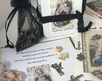 Amulets of Mary Oracle and Blessing set