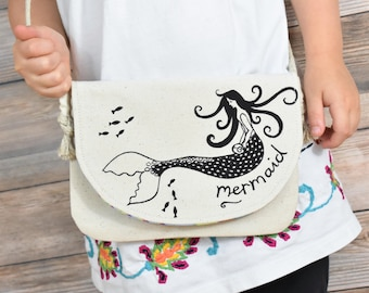Mermaid Purse