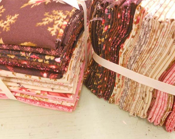 Savannah Classics 1865, Fat Quarter bundle, by Sara Morgan for Washington Street Studio