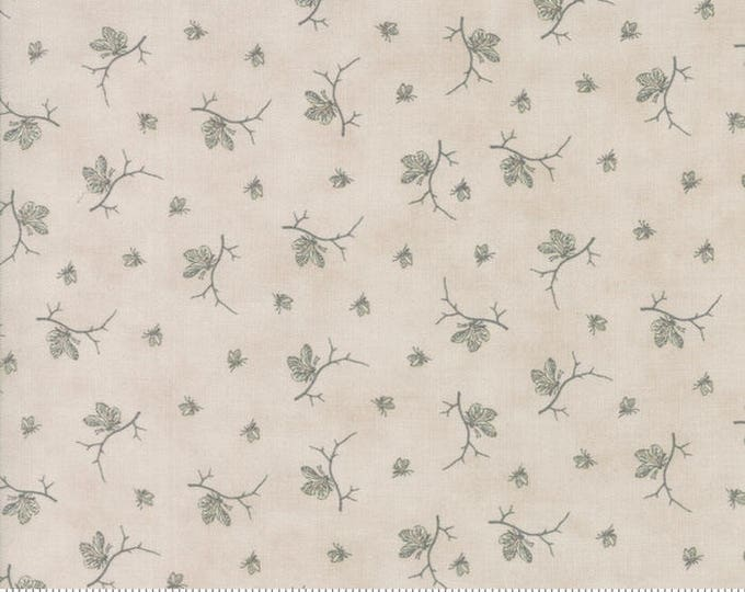 Quill Parchment 44157 11 by 3 Sisters for moda fabrics