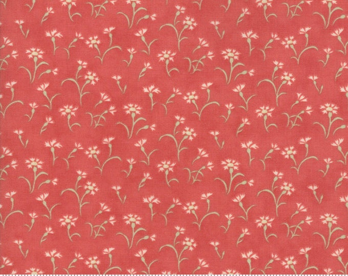 Victoria Rouge 44163 14 by 3 Sisters for moda fabrics