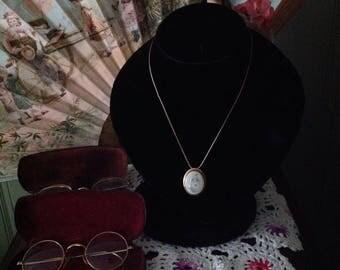Vintage LENOX Necklace/Brooch