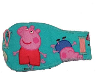 Peppa Pig Eye-Lids - kids eye patches - soft, washable eye patches for children and adults