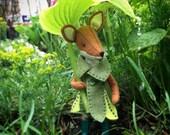 Fairy Coat PDF pattern, Fairy clothing, doll clothing, doll coat