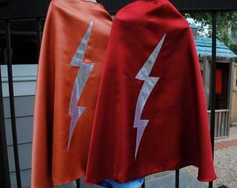 Super Hero Satin Capes