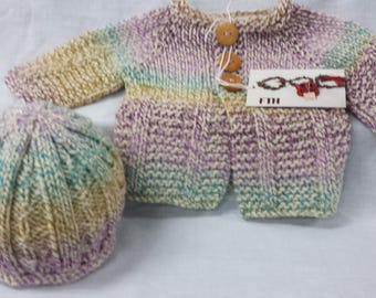 Textured Newborn Set