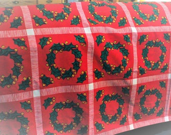 Christmas Tablecloth - Banquet Table - Holiday Tablecloth